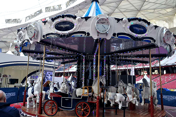 Dinis Customized Carousel for Longines