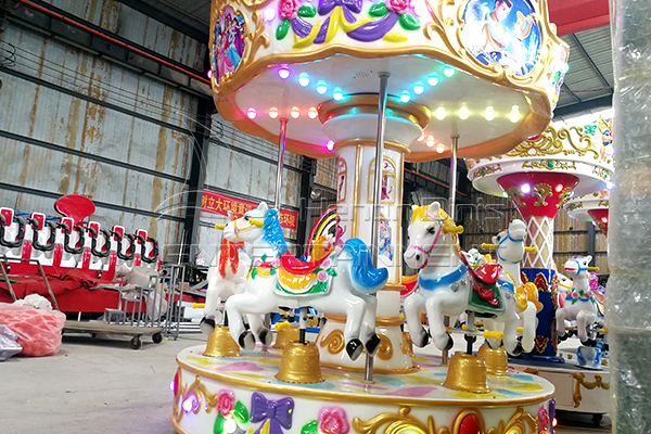 Christmas product carousel in Dinis manufacturer