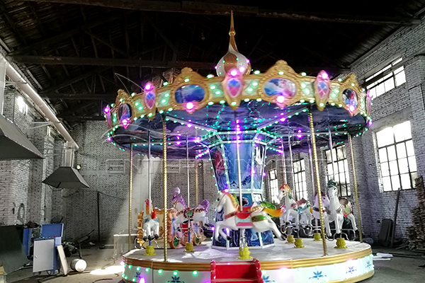 Dinis Christmas carousel for sale