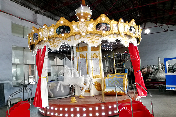 Dinis Christmas holiday carousel for sale