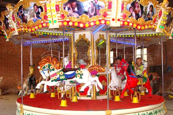 Dinis amusement park indoor carousels for sale