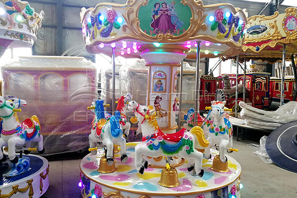 Dinis animal merry go round for sale