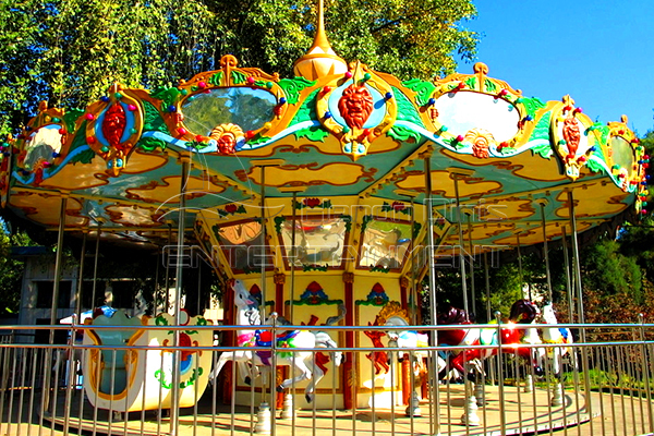 Dinis carnival animal carousel for sale
