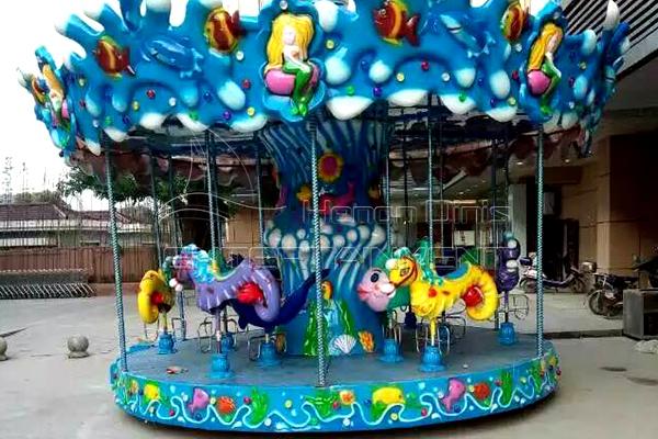 Dinis carnival ocean carousel for sale