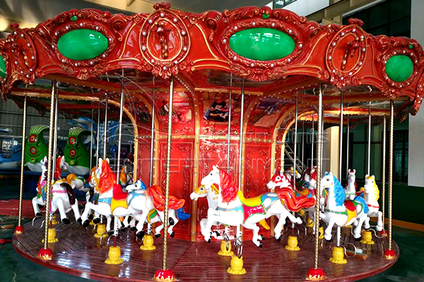 Dinis circus merry go round for sale