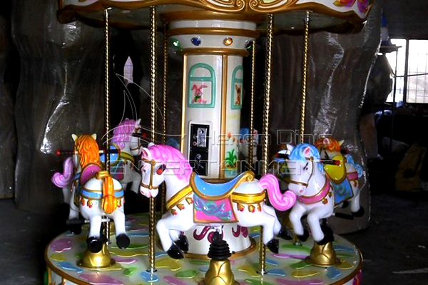Dinis coin operate ocean carousel for sale