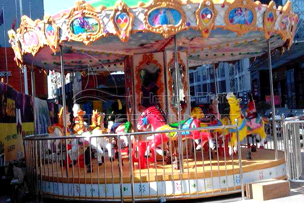 Dinis holiday animal carousel for sale