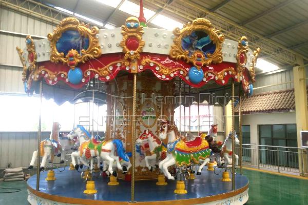 Dinis kids luxury carousel