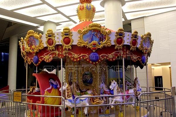 Dinis luxury indoor merry go round for sale