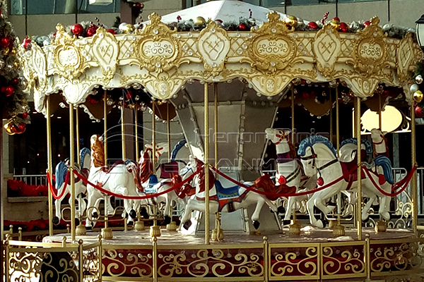 Dinis new holiday carousel for sale