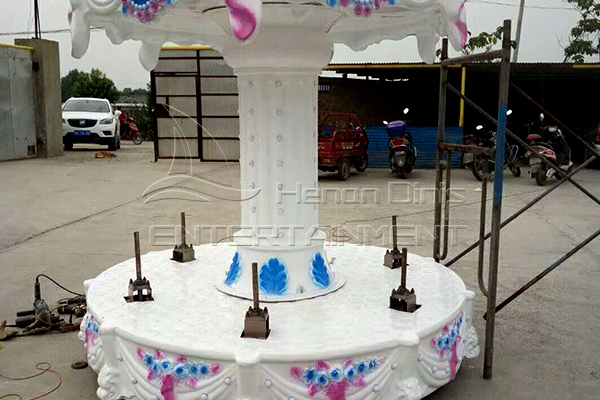 Dinis unfinished carousel horses for sale