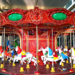 Coin Operated Merry Go Round for Sale