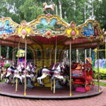 Holiday Carousel for Sale