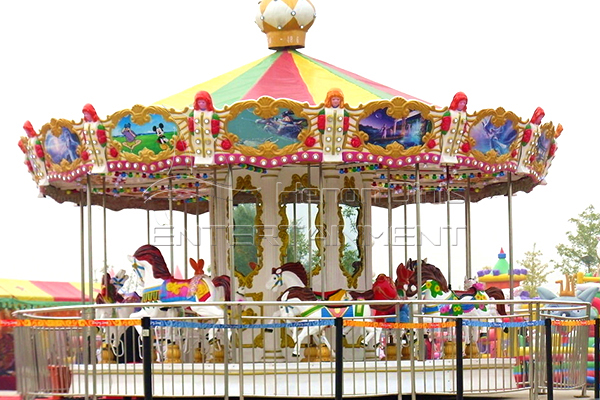New Carousel for Sale