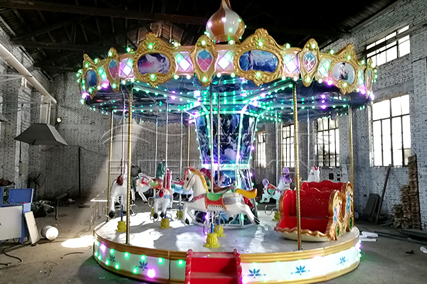New holiday carousel for sale
