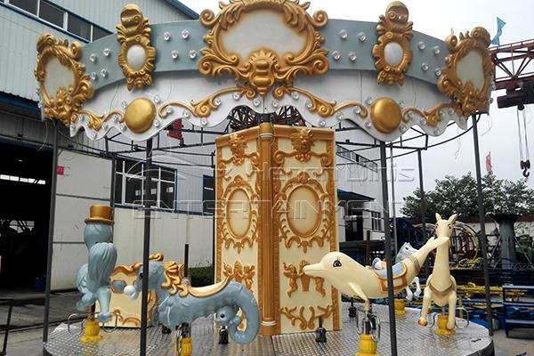 animal tiny carousel for sale