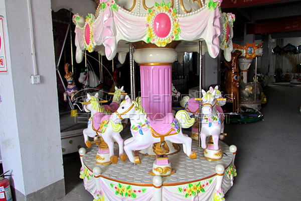 children royal carousel horse ride for sale