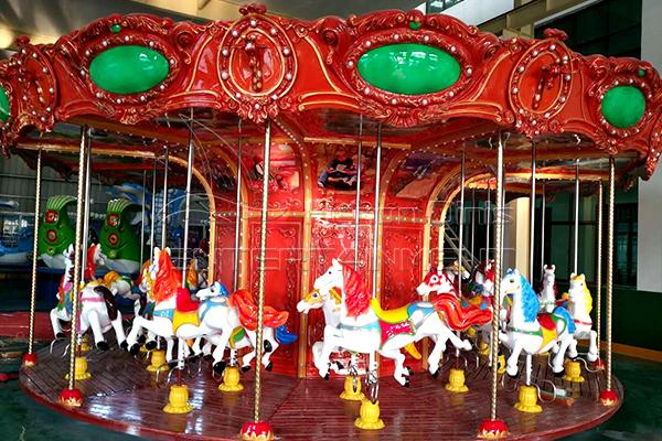 luxurious amusement park mobile whirligig