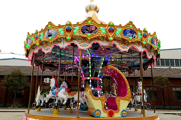 luxury carousel is available in Dinis