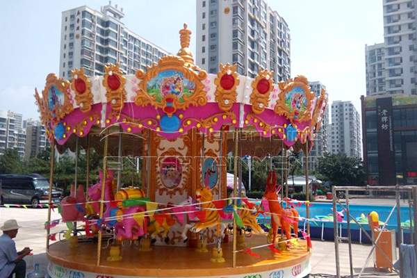 luxury commercial carousel for sale