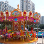 Small Merry Go Round for Sale