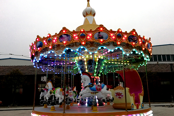 16 seats cheap kids riding carousel for your park&playground