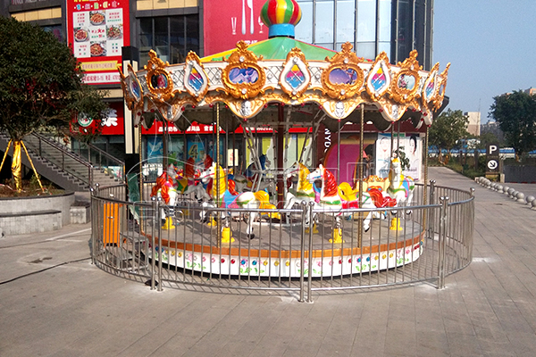 Carnival holiday carousel kiddie rides for sale