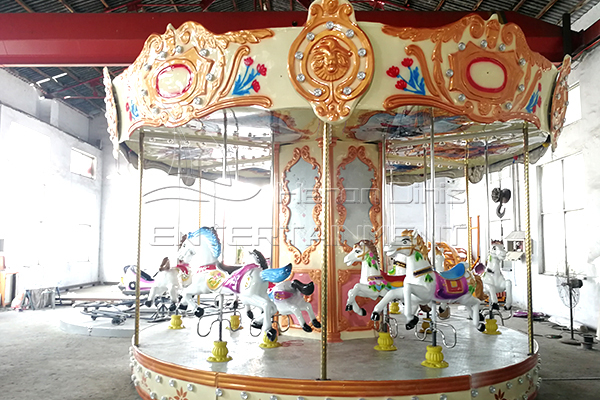 Dinis Antique Merry Go Round for Sale