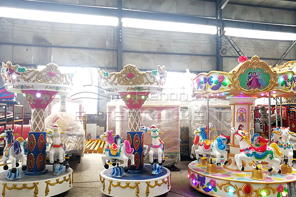 Dinis cartoon my little pony carousel ride for sale at reasonable price
