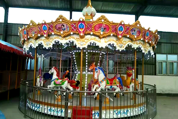 Dinis cheap kiddie carousel for sale