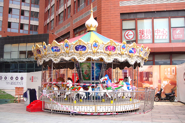 Dinis discount price merry go round carousel horses for sale