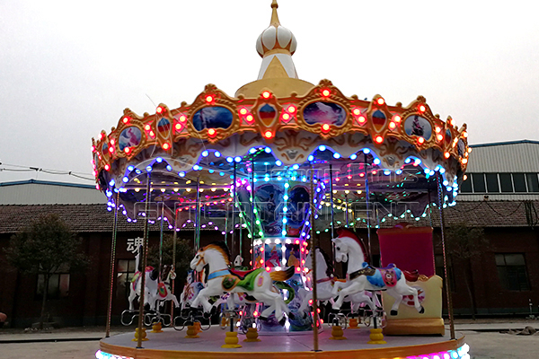 Dinis large cheap simple carousel for sale