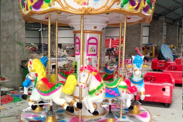 Dinis mini carousel horse for sale