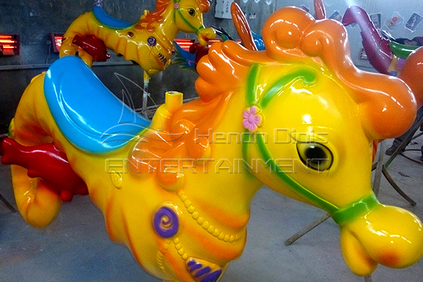 Dinis mini ocean carousel kiddie ride