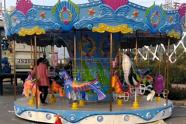 Dinis new style ocean merry go round for sale