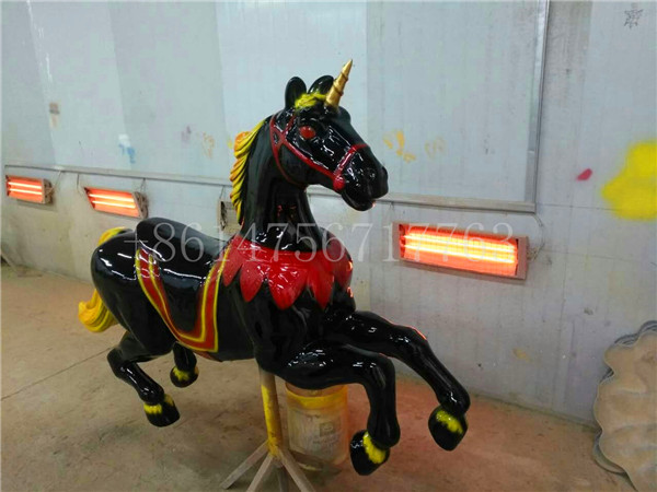 Dinis unicorn pony kiddie ride for sale