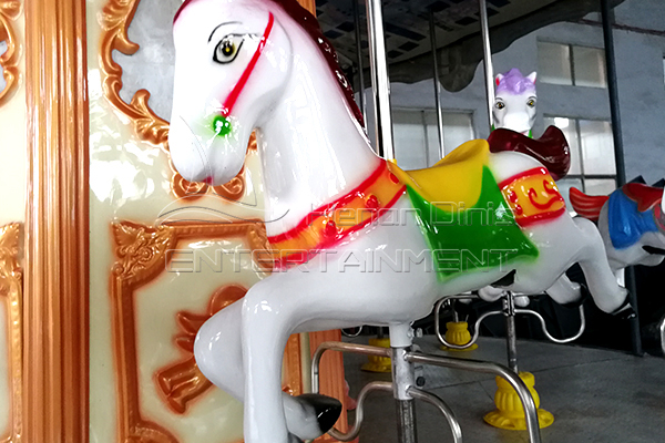 Dinis zoo carousel pony design