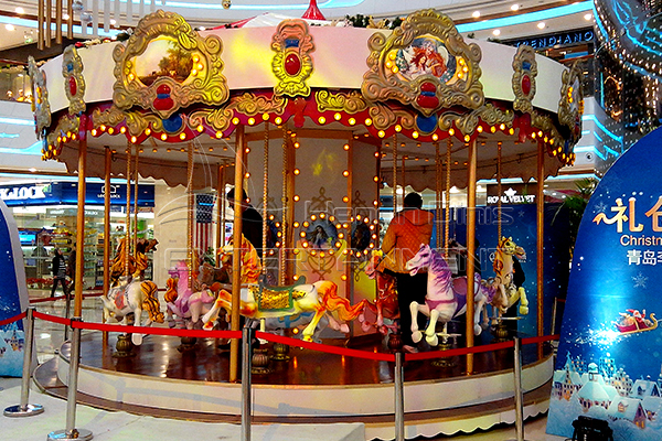 Large Size Indoor Carousel Horse Rides for Sale in Dinis