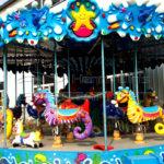 Ocean Carousel Kiddie Ride