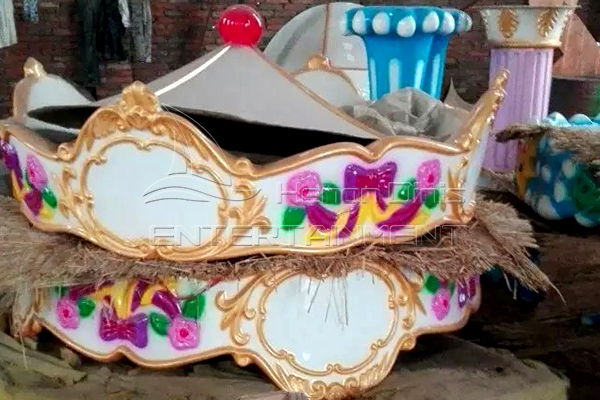 Simple Carousel Decorational Parts