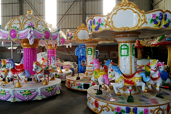 Simple Carousel horse rides for sale