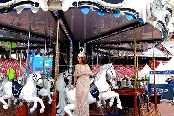 large carousel