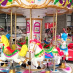 Moving Carousel for Sale